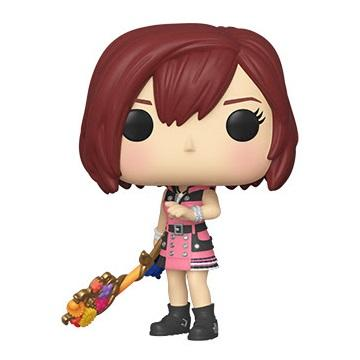Kingdom Hearts 3 - Kairi with Keyblade Pop! Vinyl