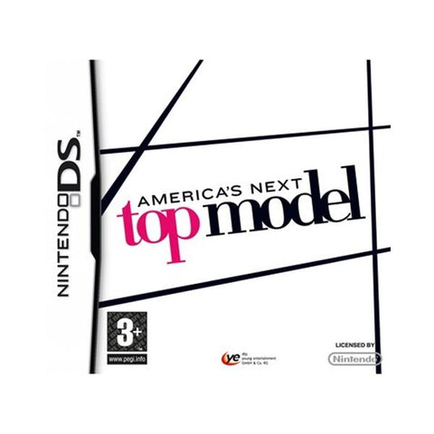 America's Next Top Model DS (Pre-Played)