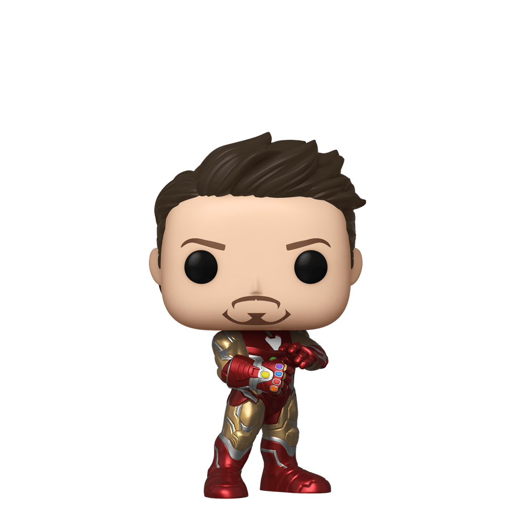 Avengers 4 Iron Man with Gauntlet NYCC 2019 Exclusive Pop! Vinyl
