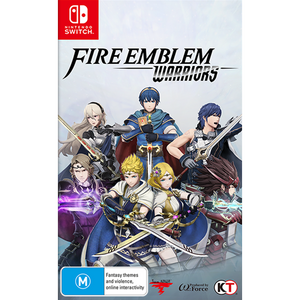 Fire Emblem: Warriors SWITCH