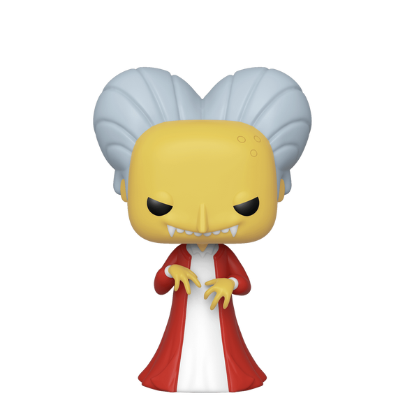 Simpsons - Mr Burns as Dracula NYCC 2019 Exclusive Pop! Vinyl