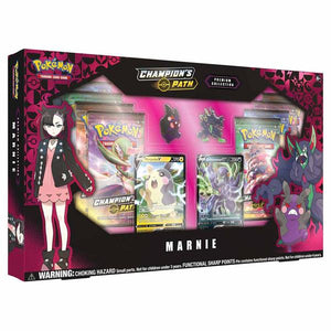 Pokemon - TCG - Champion's Path Collection - Marnie