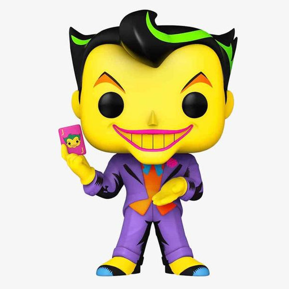 *Pre-order* Batman - Joker Blacklight US Exclusive Pop! Vinyl (ETA December)