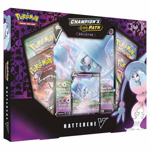 Pokemon - TCG - Champion's Path Collection - Hatterene V