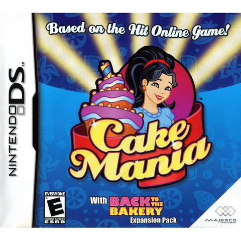 Cake Mania DS (Pre-Played)