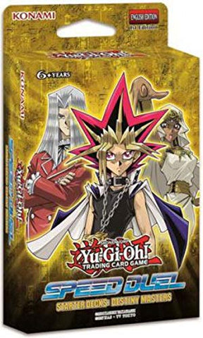 Copy of Yugioh - Speed Duel Destiny Masters Starter Deck