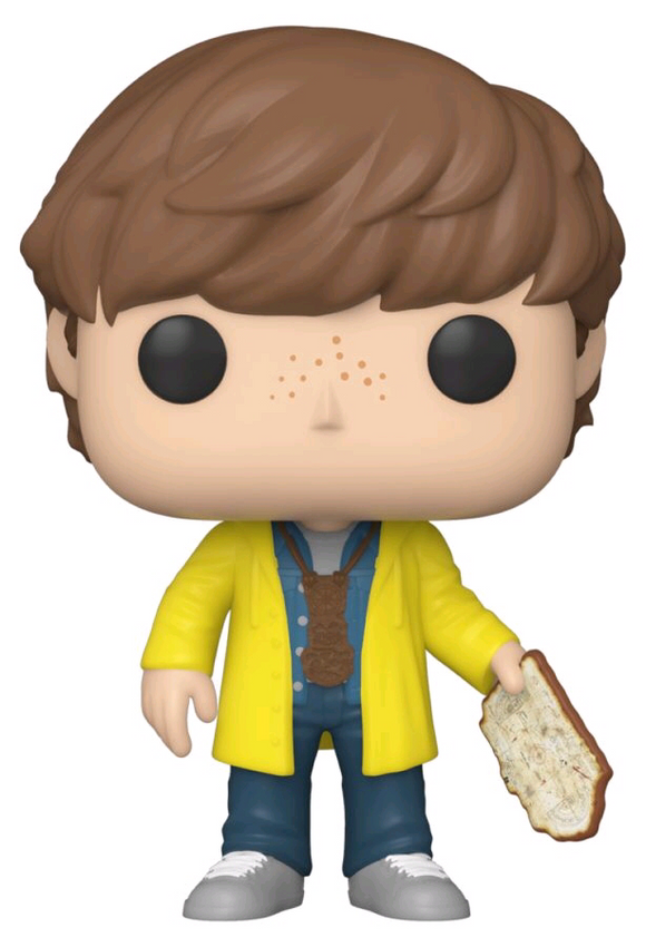 *Pre-order* The Goonies - Mikey with Map Pop! Vinyl (ETA April)