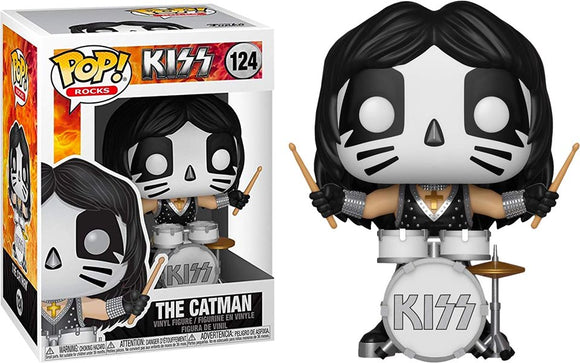 KISS - Catman Pop! Vinyl