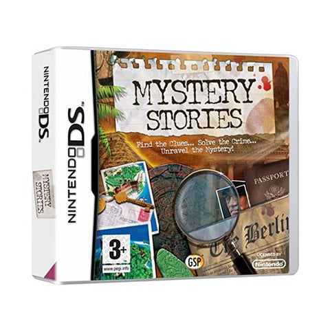 Mystery Stories DS (Pre-Played)