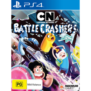 Cartoon Network Battle Crashers PS4 (Pre-Played)