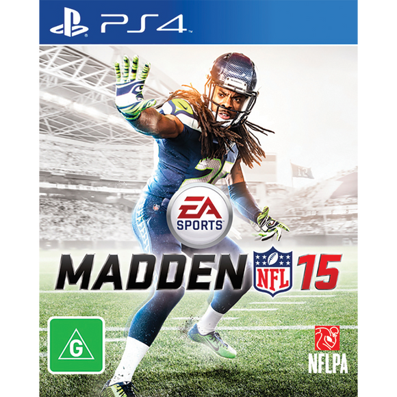 Madden NFL 15 PS4 (Pre-Played)