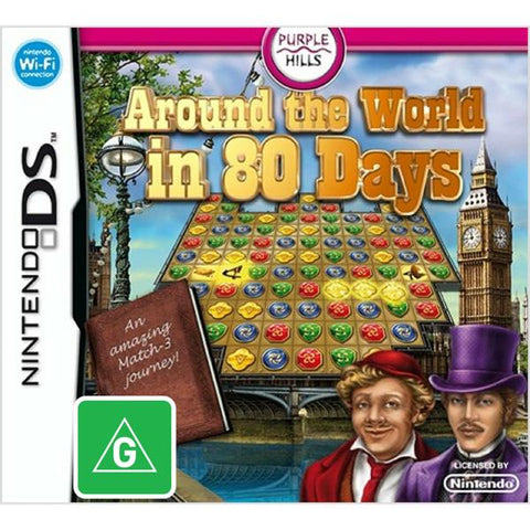 Around The World In 80 Days DS (Pre-Played)