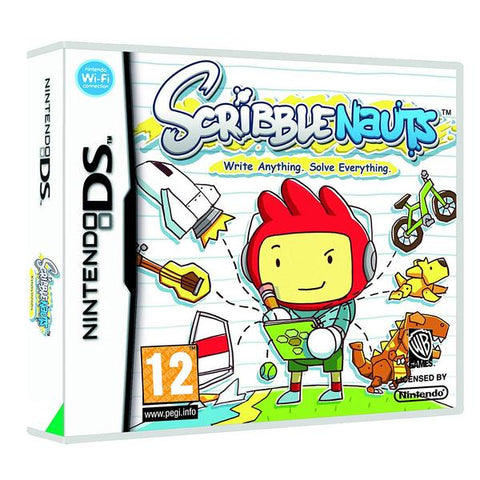 Scribblenauts DS (Pre-Played)
