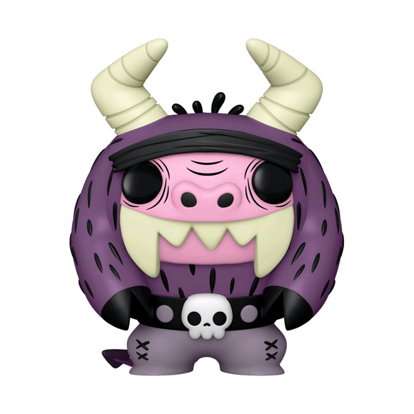 *Pre-order* Foster's Home for Imaginary Friends - Eduardo Pop! Vinyl (ETA March)