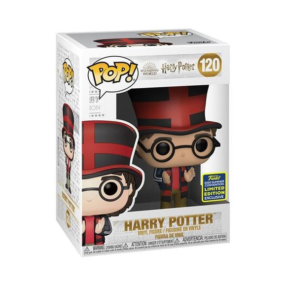 Harry Potter - Harry Potter at Quidditch World Cup Pop! Vinyl SD20
