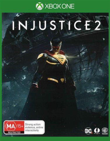 Injustice 2 XB1