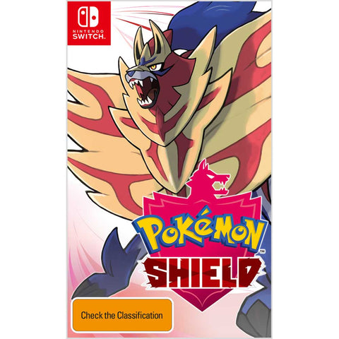 *Pre-order* Pokemon Shield SWITCH