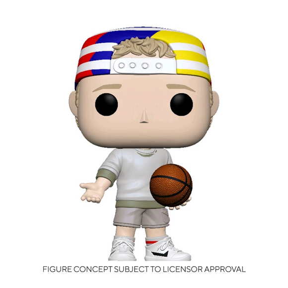 White Men Can't Jump - Billy Hoyle Pop! Vinyl
