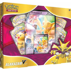 *Pre-order* Pokemon - TCG - Alakazam V Box (ETA January)