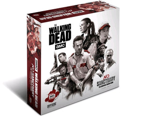 The Walking Dead - No Sanctuary Board Game