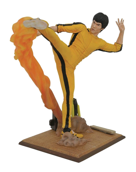 Bruce Lee - Game Of Death Gallery PVC Figure