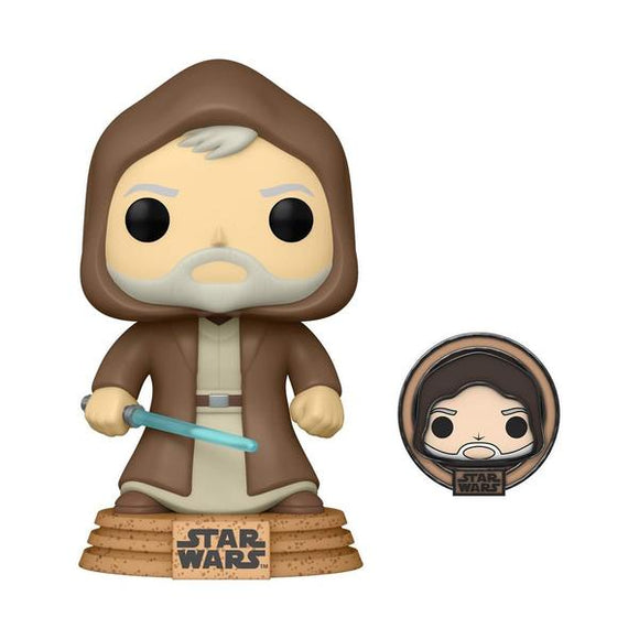 Star Wars: Across the Galaxy - Obi-Wan US Exclusive Pop! Vinyl with Pin