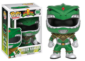 Power Rangers - Green Ranger Pop! Vinyl