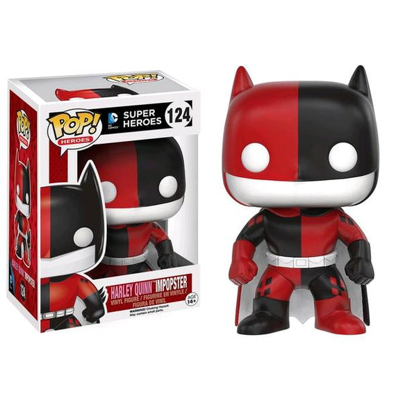 Batman - Batman as Harley Quinn Pop! Vinyl