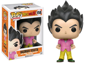 Dragon Ball Z - Badman Vegeta US Exclusive Pop! Vinyl