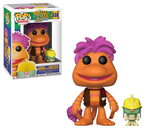 Fraggle Rock - Gobo with Doozer Pop! Vinyl