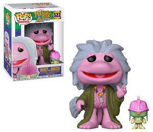 Fraggle Rock - Mokey with Doozer Pop! Vinyl