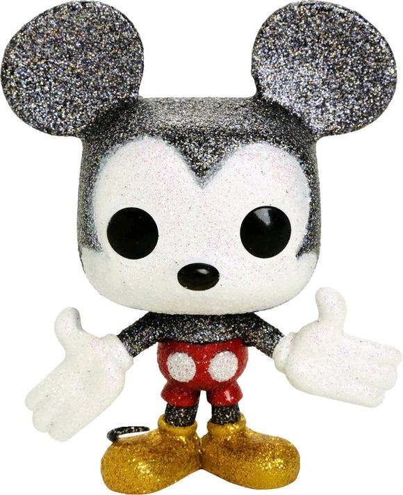 Mickey Mouse Diamond Glitter US Exclusive Pop! Vinyl