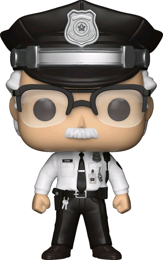 Stan Lee - Cameo Captain America 2: The Winter Soldier US Exclusive Pop! Vinyl