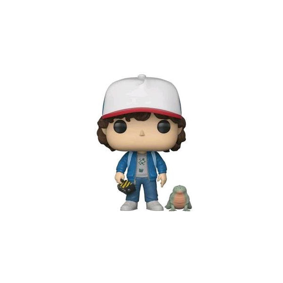 Stranger Things - Dustin with baby Dart US Exclusive Pop! Vinyl
