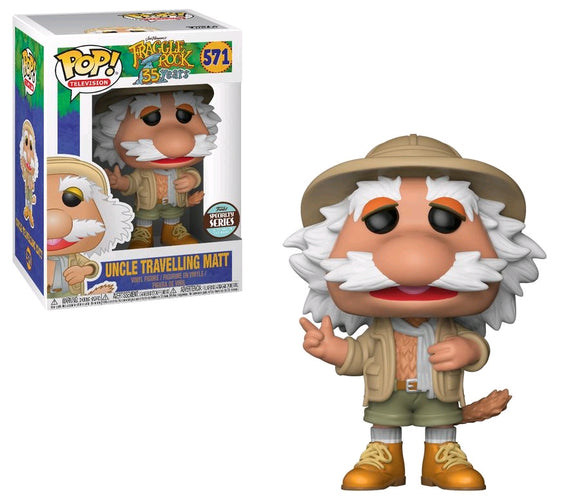 Fraggle Rock - Uncle Travelling Matt Specialty Store Exclusive Pop! Vinyl