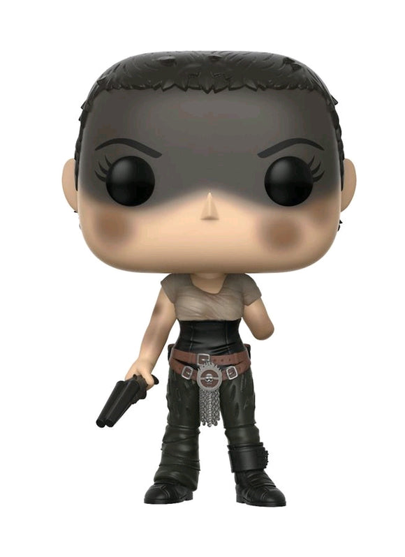 Mad Max: Fury Road - Furiosa with Missing Arm US Exclusive Pop! Vinyl