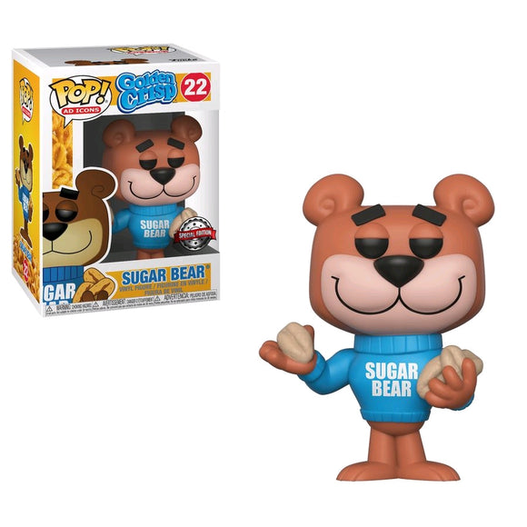 Ad Icons - Sugar Bear US Exclusive Pop! Vinyl