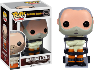 *Pre-order* The Silence of the Lambs - Hannibal Lecter Pop! Vinyl (Returning TBA)