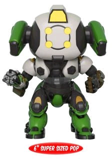 Overwatch - Orisa OR-15 Skin US Exclusive Pop! Vinyl