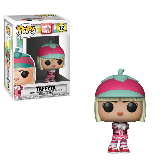 Wreck-It Ralph 2: Ralph Breaks the Internet - Taffyta Pop! Vinyl