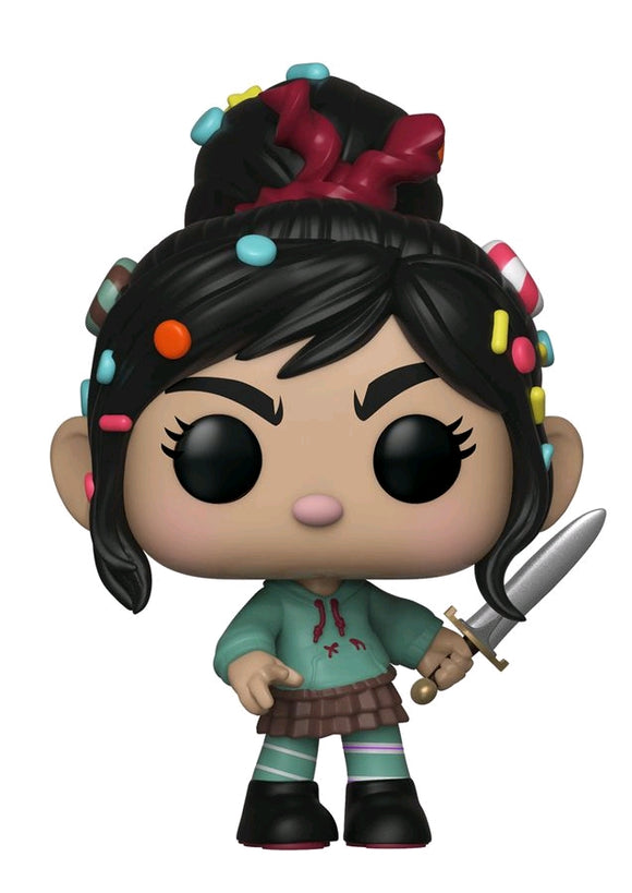 Wreck-It Ralph 2: Ralph Breaks the Internet - Vanellope with Sword US Exclusive Pop! Vinyl