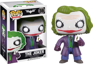 Batman: The Dark Knight - Joker Pop! Vinyl
