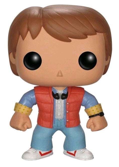 Back to the Future - Marty McFly Pop! Vinyl