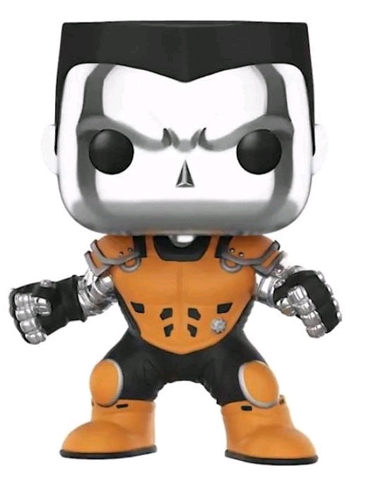 X-Men - Colossus X-Force Chrome LACC 2018 US Exclusive Pop! Vinyl