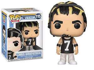 NSync - Chris Kirkpatrick Pop! Vinyl