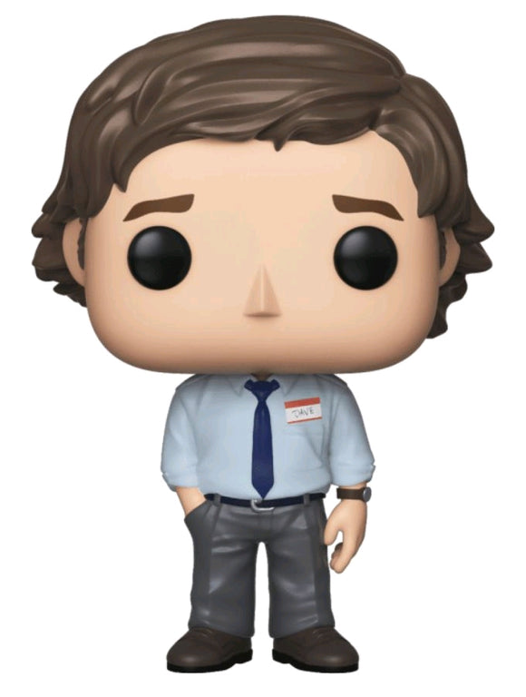 The Office - Jim Halpert Pop! Vinyl