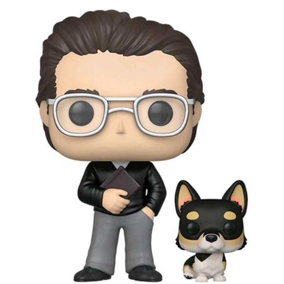 Icons - Stephen King with Molly US Exclusive Pop! Vinyl