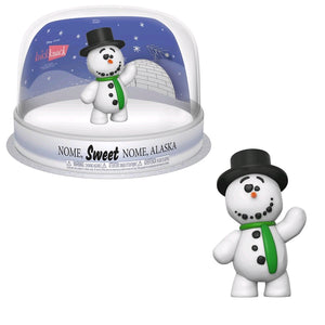 Knick Knack - Snowman US Exclusive Vinyl Figure