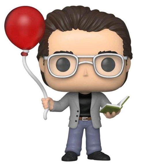 Icons - Stephen King with Red Balloon US Exclusive Pop! Vinyl