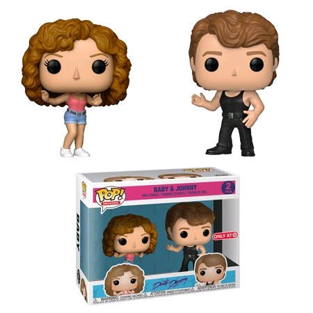 Dirty Dancing - Johnny & Baby US Exclusive Pop! Vinyl 2-pack